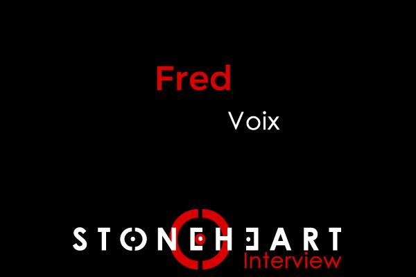 Interview - Fred Chanteur de STONEHEART
